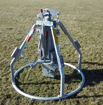 single spade box corer